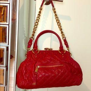 Marc Jacobs Red shoulder bag